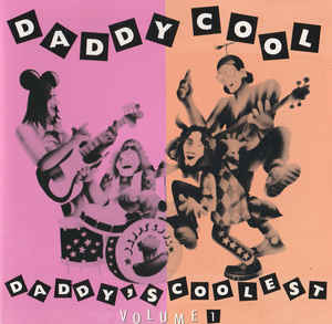 Daddy Cool Album Art 2