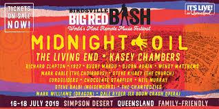 big rded bash