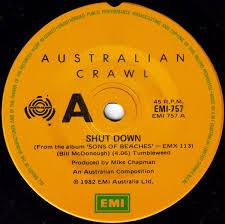 Aust crawl 21