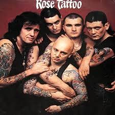 Rose tattoo 9
